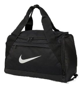 Bolsa Nike Brasilia Duffel 25 Litros - Preto