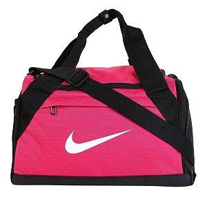 Bolsa Nike Brasilia Gym Duffel 40 Litros - Vermelha