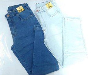 Calça Jeans Feminina Capri G2K