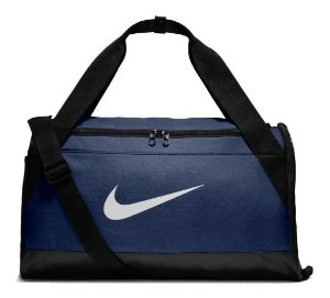 Bolsa Nike Brasilia Duffel 40 Litros - Marinho