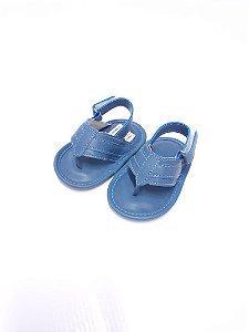 Sandália Bebê Masculino Azul - Peknin