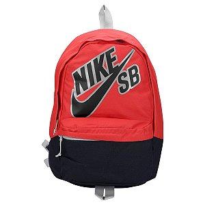 Mochila Nike Piedmont - Vermelho Claro e Preto