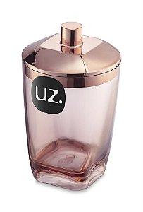 Porta Uz Algodão  Premium Rose Uz