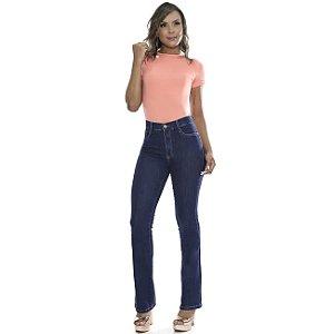 Calça Jeans Feminina Flare Boot Cut 264281