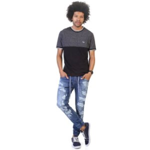 Calça Sawary Jeans Masculina Jogging - 263630