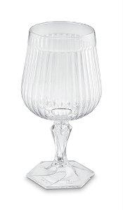 Taça UZ Axé 350ml Transparente Translucido  Uz663tr