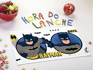 Toalha de Lancheira Lepper - Batman