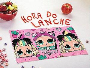 Toalha de Lancheira Lepper -  LOL