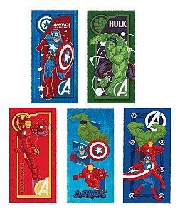 Toalha de Banho  Infantil Lepper - Avengers