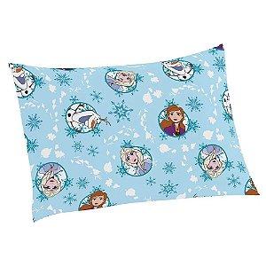 Fronha Infantil Avulsa Microfibra Lepper - Frozen