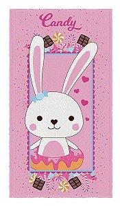 Toalha de Banho Felpuda Lepper - Candy