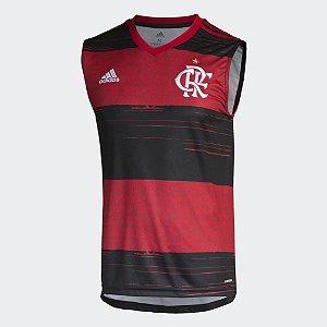Camisa Sem Manga CR Flamengo 1 - Adidas