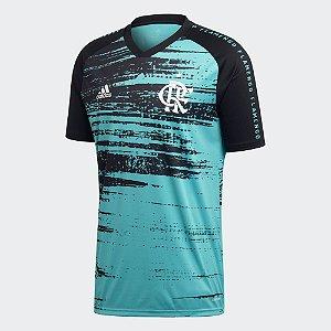 Camisa Pré-jogo CR Flamengo 1 - Adidas