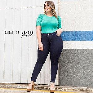 Calça Plus Size Feminina Canal da Mancha