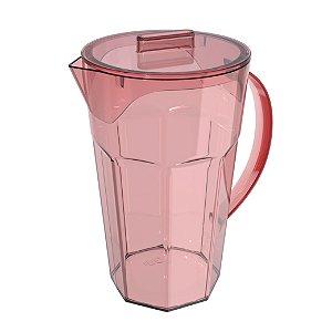Jarra Drink 1,8L Rosa - Martiplast