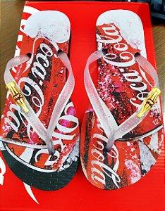 Sandália Coca Cola – Feminino