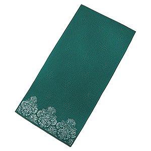 Toalha Felpuda de Banho Verde - Lepper