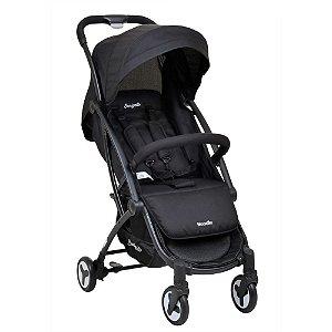 Carrinho de Bebê Hoodie Black - Burigotto