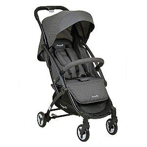 Carrinho de Bebê Hoodie Dark Grey - Burigotto