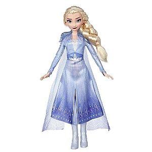 Boneca Elsa Disney Frozen 2 - Hasbro