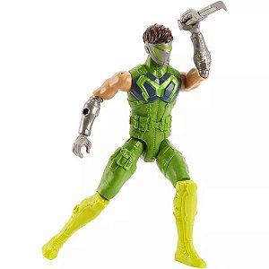 Boneco Articulado Max Steel - Mattel