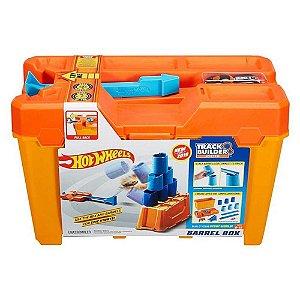 Hot Wheels - Caixa De Obstáculos - Mattel