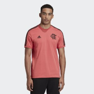 Camiseta Cr Flamengo 3-Stripes