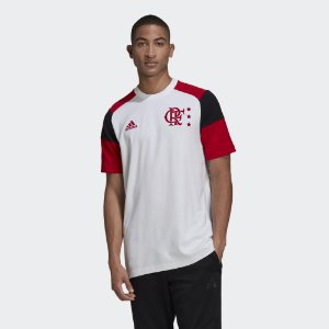 Camiseta Cr Flamengo Icon - Adidas