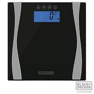 Balança De Bioimpedância Bk60-Black Decker
