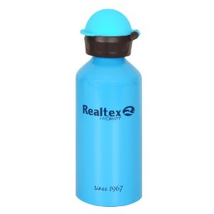 Garrafa  Aluminio  Active  Azul 987 - Realtex