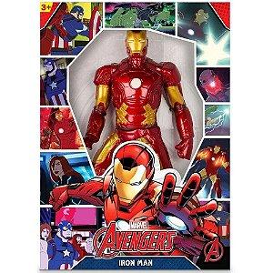 Boneco Homem De Ferro Marvel - Mimo Brasil