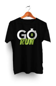 Camiseta GO RUN