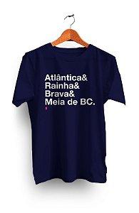Camiseta Meia de BC