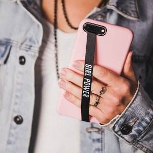 Salva Celular Migs Girl Power Black