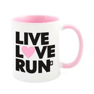 Caneca Live L♥ve Run