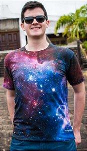 Nebulosa Carina | Linha Galáxia | Blusa Astronomia
