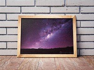 Quadro Via Láctea | Loja do Astrotubers