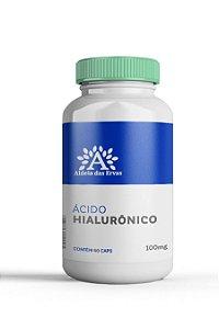 Ácido Hialurônico 100mg - Aldeia das Ervas