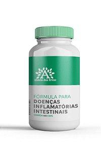 Fórmula para Doenças Inflamatórias Intestinais - Aldeia das Ervas