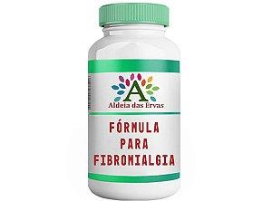 Fórmula pra Fibromialgia - Aldeia das Ervas