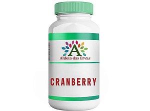 Cranberry 500mg - Aldeia das Ervas