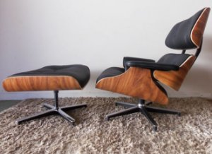 Conjunto Charles Eames  Classic