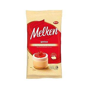 Chocolate Gotas Melken Branco Harald 2,1 KG