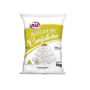 Açúcar Confeiteiro Mix 1 KG
