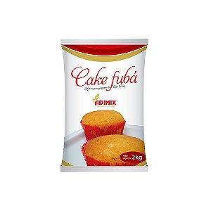Mistura Cake Fubá Adimix 2 KG