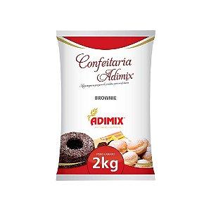 Mistura Brownie Adimix 2 KG
