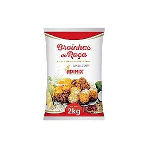 Mistura Broinha de Amendoim Adimix 2 KG