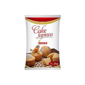Mistura Cake Tapioca Adimix 2 KG