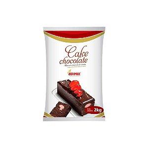 Mistura Cake Chocolate Adimix 2 KG