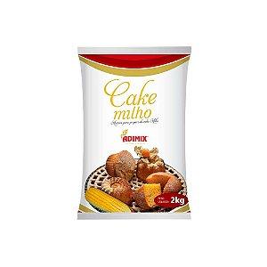 Mistura Cake Milho Adimix 2 KG